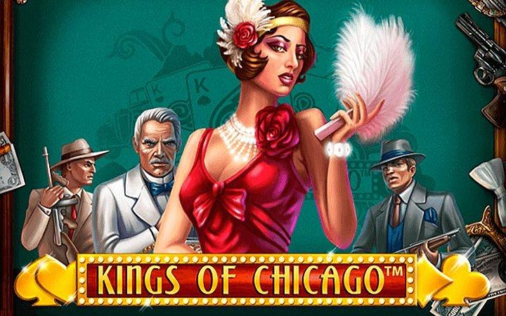 Игровой автомат «Kings of Chicago» в Graf Casino